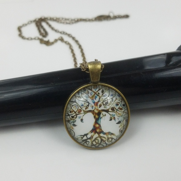 Jujuanne S Jewelry Jewelry Boho Vintage Look Tree Of Life